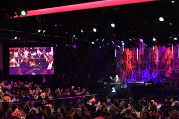 Clive Davis Pre-GRAMMY Gala And GRAMMY Salute To Industry Icons Honoring Clarence Avant – Inside