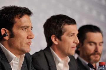 Clive Owen Guillaume Canet 'Blood Ties' Press Conference in Cannes