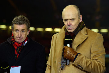 Clive Woodward Wales v England