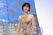 Sophie Marceau  attends the closing ceremony during the 68th annual Cannes Film Festival on May 24, 2015 in Cannes, France.