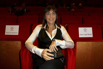 Renata Polverini Closing Ceremony - 6th International Rome Film Festival