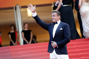 """Sylvester Stallone attends the closing ceremony screening of """"The Specials"""" during the 72nd annual Cannes Film Festival on May 25, 2019 in Cannes, France."""