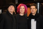 Tom Tykwer and Lana Wachowski  Photos Photo
