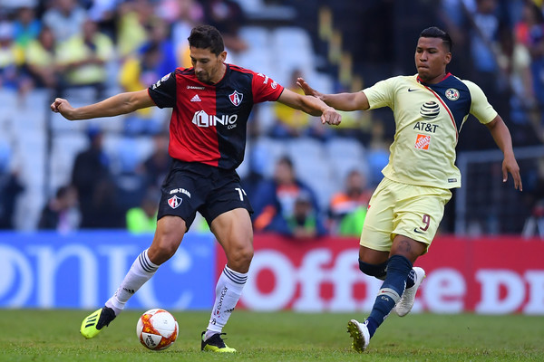 Club America Vs Atlas Torneo Apertura  Liga Mx