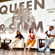 Coach K Spotify And Motown Celebrate 'Queen And Slim' In Atlanta