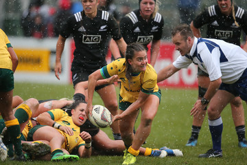 Cobie-Jane Morgan New Zealand v Australia