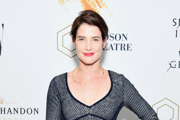 Cobie Smulders 'Sunday in the Park With George' Broad Way Opening Night - Arrivals & Curtain Call