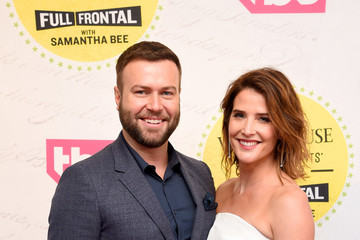 Cobie Smulders Taran Killam 'Full Frontal With Samantha Bee' Not The White House Correspondents Dinner - Show