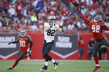 Coby Fleener New Orleans Saints v Tampa Bay Buccaneers