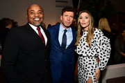 Elizabeth Olsen and Taylor Sheridan Photos Photo