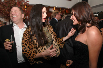"""Harvey Weinstein Georgina Chapman Cocktail Party to Honor Katie Nicholl's """"William and Harry: Behind the Palace Walls"""" Published by Weinstein Books"""
