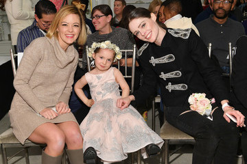 Coco Rocha Ioni James Conran Runway Heroes To Benefit Childhood Cancer Research