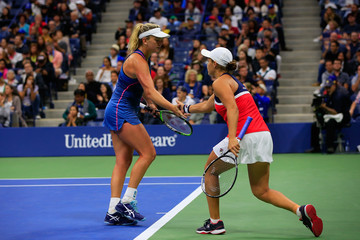 Coco Vandeweghe Celebrities Attend The 2018 US Open Tennis Championships - Day 14