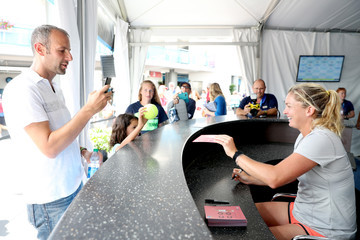 Coco Vandeweghe Western & Southern Open - Day 2