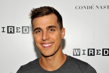 Cody Linley WIRED Cafe At Comic-Con 2016