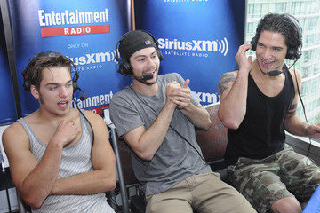 Cody Saintgnue SiriusXM's Entertainment Weekly Radio Channel Broadcasts From Comic-Con 2015