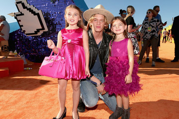 Cody Simpson Nickelodeon's 28th Annual Kids' Choice Awards - Red Carpet