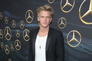 Cody Simpson Mercedes-Benz USA Official Awards Viewing Party At Four Seasons In Beverly Hills