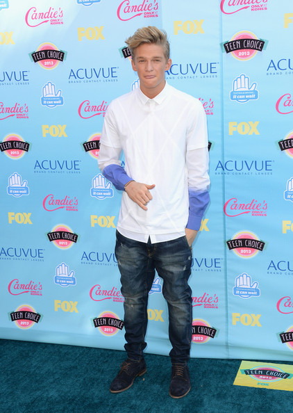 Cody Simpson - Teen Choice Awards 2013 - Arrivals