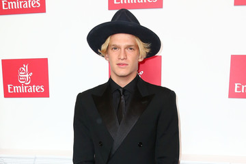Cody Simpson Celebrities Attend Stakes Day