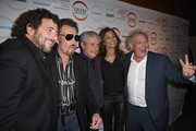 Johnny Hallyday Patrick Bruel Photos Photo