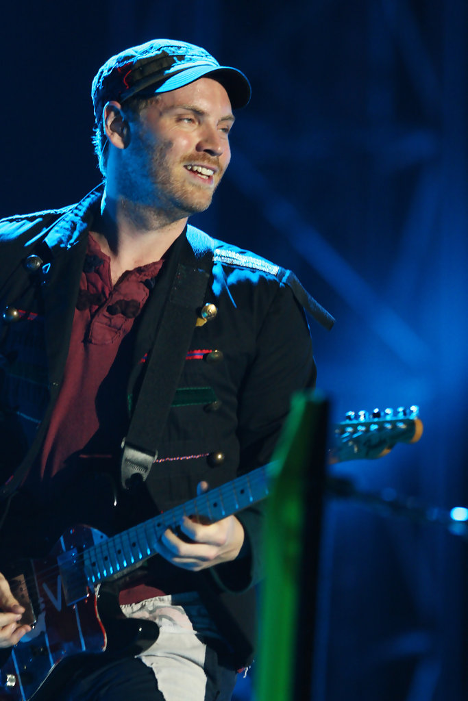 Coldplay Perform At Wembley Stadium(Jonny Buckland)