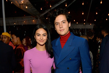 Cole Sprouse Camila Mendes 2018 GQ Men Of The Year Party - Inside