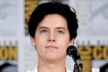 Cole Sprouse Comic-Con International 2017 - 'Riverdale' Special Video Presentation and Q&A