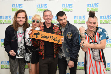 Cole Whittle DNCE Visits 'The Elvis Duran Z100 Morning Show'