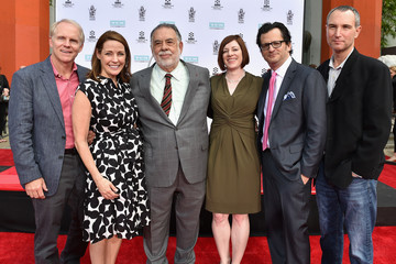 Coleman Breland TCM Classic Film Festival 2016 - Hand and Footprint Ceremony: Francis Ford Coppola