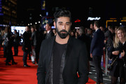 "Ray Panthaki attends the UK Premiere of ""Colette"" and BFI Patrons gala during the 62nd BFI London Film Festival on October 11, 2018 in London, England."