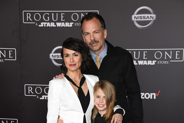 Colette Zoe Lamoureux Premiere of Walt Disney Pictures and Lucasfilm's 'Rogue One: A Star Wars Story' - Arrivals