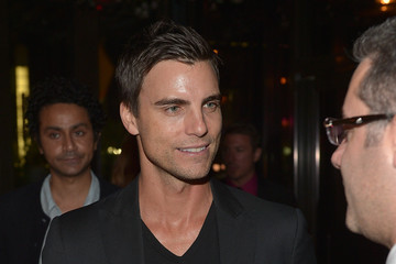 Colin Egglesfield Tacori Event at Hyde Kitchen