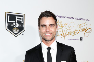 Colin Egglesfield 2016 Children's Hospital Los Angeles 'Once Upon a Time' Gala