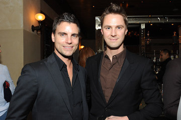 "Colin Egglesfield Anonymous Content & HBO Celebrates The Golden Globes In Anticipation Of The Premiere Of HBO's ""True Detective"""