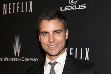 Colin Egglesfield Stars at the Weinstein Company/Netflix's Golden Globes Afterparty
