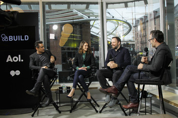 Colin Farrell AOL NewFront 2016 at Seaport District NYC