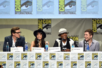Colin Firth 20th Century Fox Presentation - Comic-Con International 2014