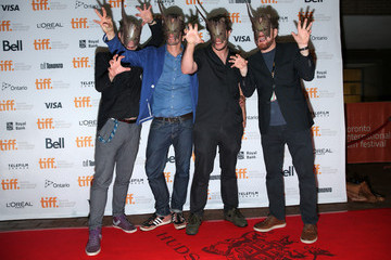 "Colin Geddes Peter De Maegd ""Cub"" Premiere - 2014 Toronto International Film Festival"