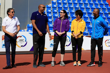 Colin Jackson IAAF Continental Cup - Previews