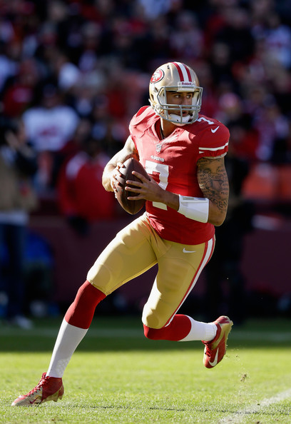 Colin Kaepernick Pictures - Arizona Cardinals v San ...