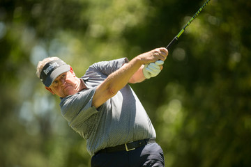 Colin Montgomerie Insperity Championship - Round One
