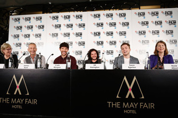 Colin Morgan 'Testament of Youth' Press Conference