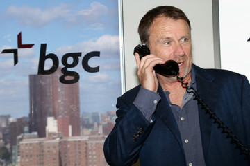 Colin Quinn Annual Charity Day Hosted By Cantor Fitzgerald and BGC - BGC Office - Inside