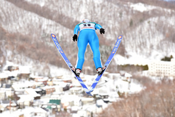 Coline Mattel FIS Women's Ski Jumping World Cup Sapporo - Day 2