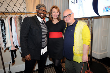 Colleen Lopez HSN Fashion Week Lounge in NYC