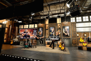Colleen Lopez Star Studded Weekend At HSN With Keith Urban and Shaquille O'Neal