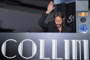 DJ Bob Sinclar performs at the Collini Unminimal Party, part of Milan Fashion Week Autumn / Winter 2019/20 on February 20, 2019 in Milan, Italy.