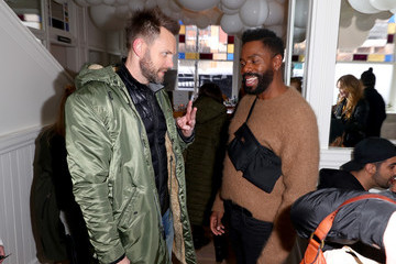 Colman Domingo DIRECTV Lodge Presented by AT&T - Day 3