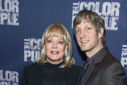 """Candy Spelling (L) and Randy Spelling attend the """"The Color Purple"""" Broadway Opening Night After Party at Copacabana on December 10, 2015 in New York City."""
